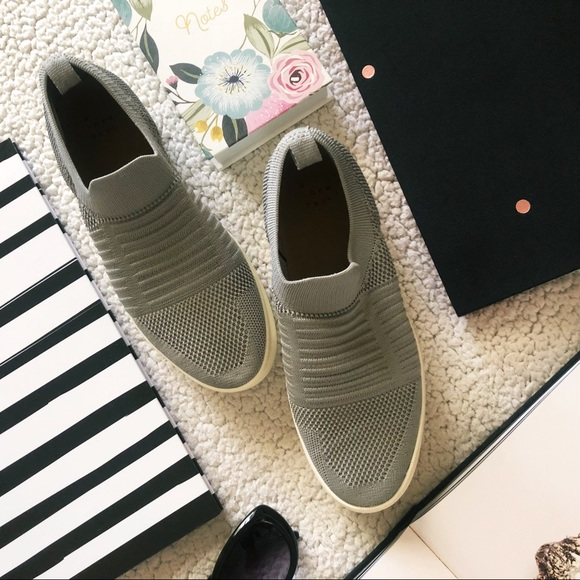 Carina Stretch Knit Sneakers A New Day